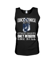 BOXING - LIMITED  Unisex Tank tile