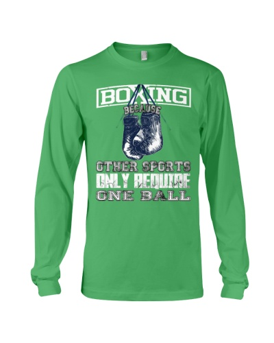 BOXING - LIMITED