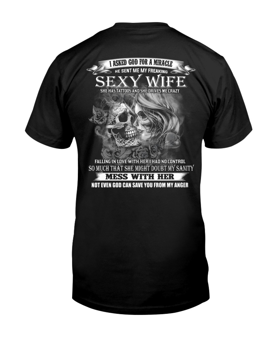 LIMITED EDITION - SEXY WIFE - HTL Classic T-Shirt