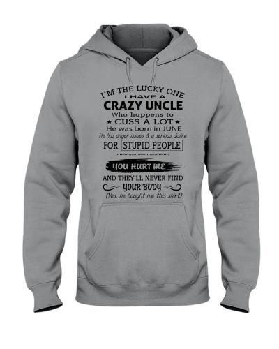 I HAVE A CRAZY UNCLE-JUNE
