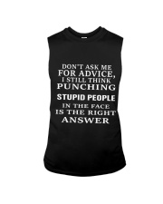 ANSWER Sleeveless Tee thumbnail