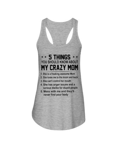 CRAZY MOM - DTS