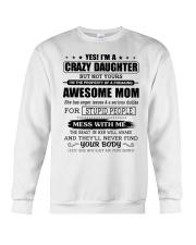 AWESOME MOM - DTS Crewneck Sweatshirt thumbnail