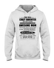 AWESOME MOM - DTS Hooded Sweatshirt thumbnail