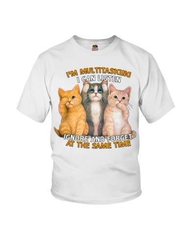CAT SHIRT NHD