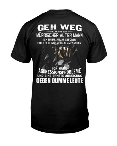 ALTER MANN - LIEBE HUNDE 1 - HTL