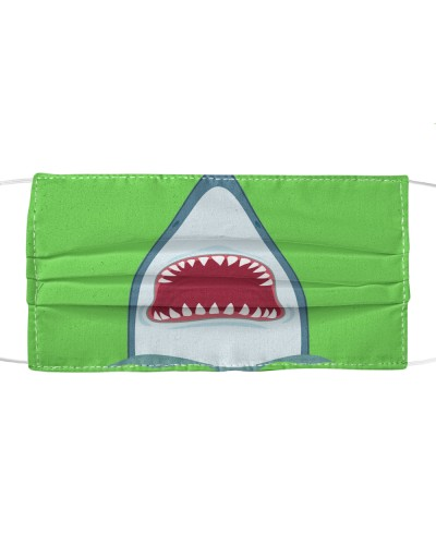Fabric Mask Shark face version