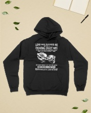 LORDBLESSMEFRONT-CRAZYWIFE - FULY Hooded Sweatshirt lifestyle-unisex-hoodie-front-6