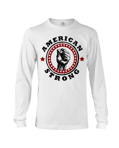 AMERICAN STRONG