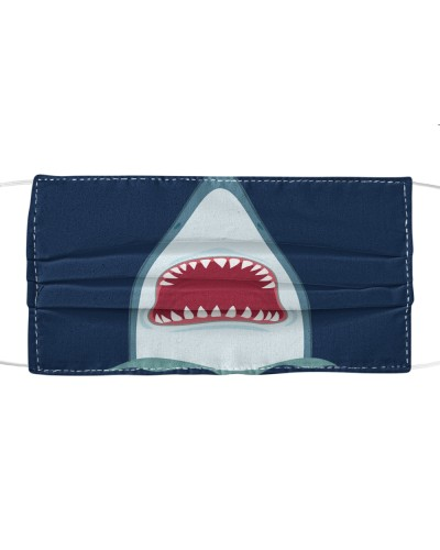 Fabric Mask Shark face version