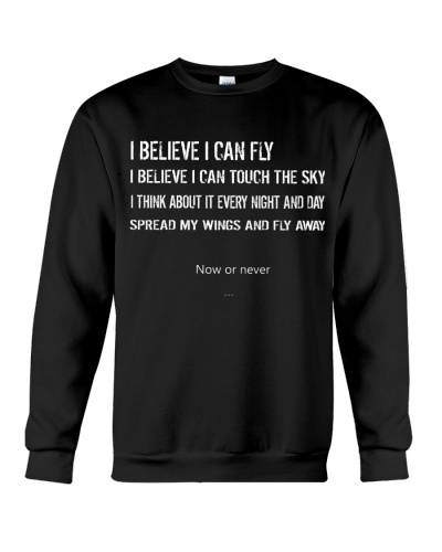 I BELIEVE I CAN FLY - QV