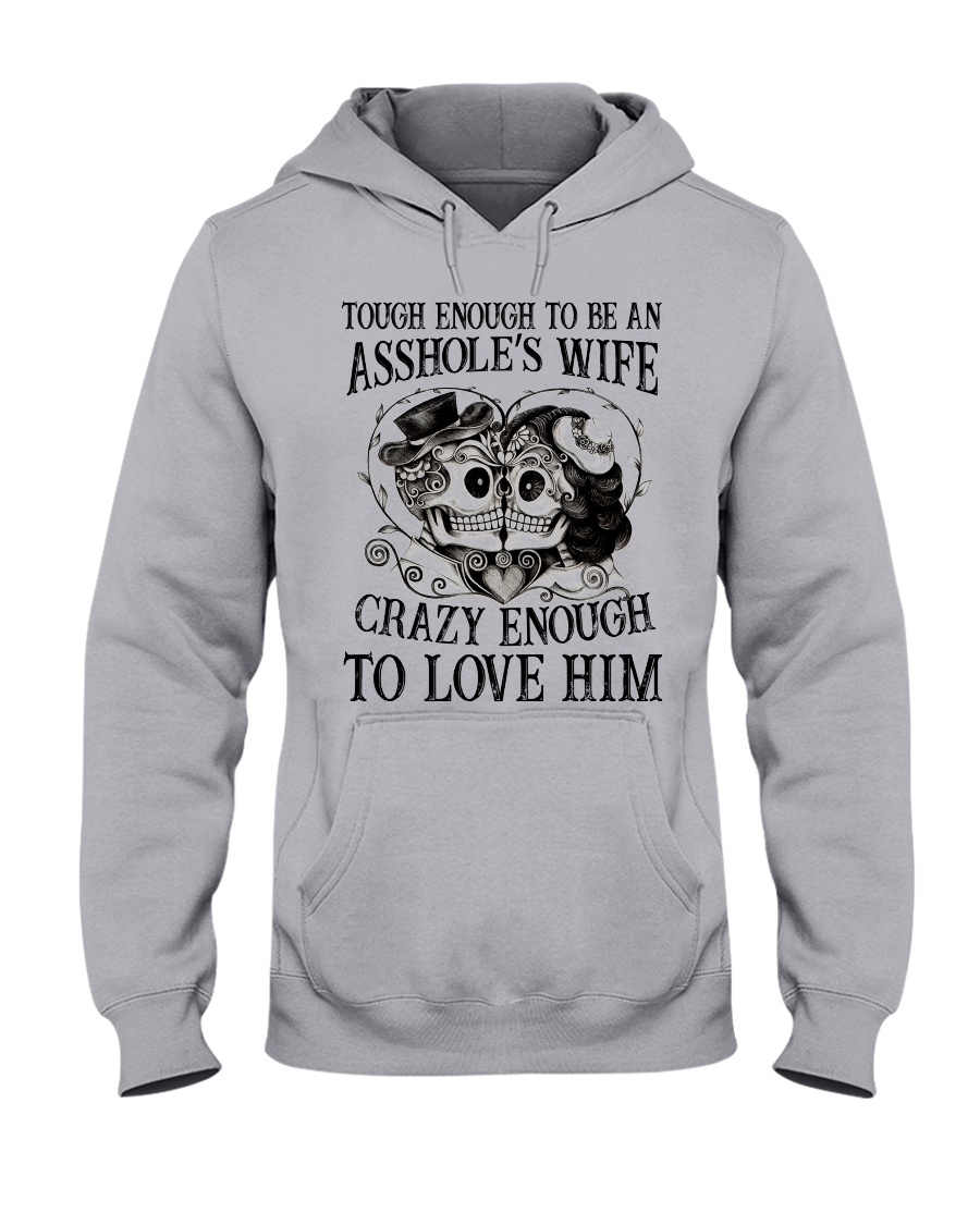 TO LOVE HIM  Hooded Sweatshirt