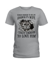 TO LOVE HIM  Ladies T-Shirt tile