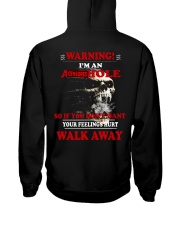WALK AWAY Hooded Sweatshirt thumbnail