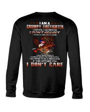 FF-GRUMPY -HTV Crewneck Sweatshirt tile