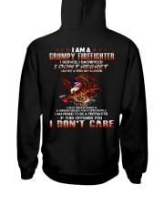 FF-GRUMPY -HTV Hooded Sweatshirt tile