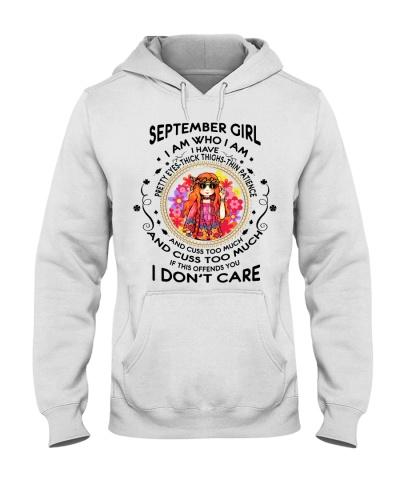 SEPTEMBER GIRL - I AM WHO I AM