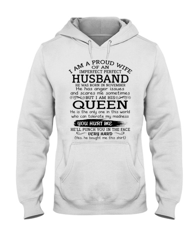 PERFECT HUSBAND NOVEMBER