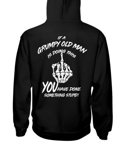 BOOM - GRUMPY OLD MAN