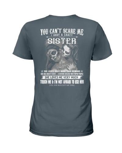 SISTER LOVES DOGS