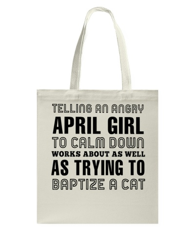 LIMITED EDITION- AN APRIL GIRL