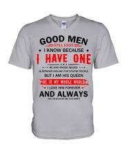 GOOD MEN STILL EXIST V-Neck T-Shirt thumbnail