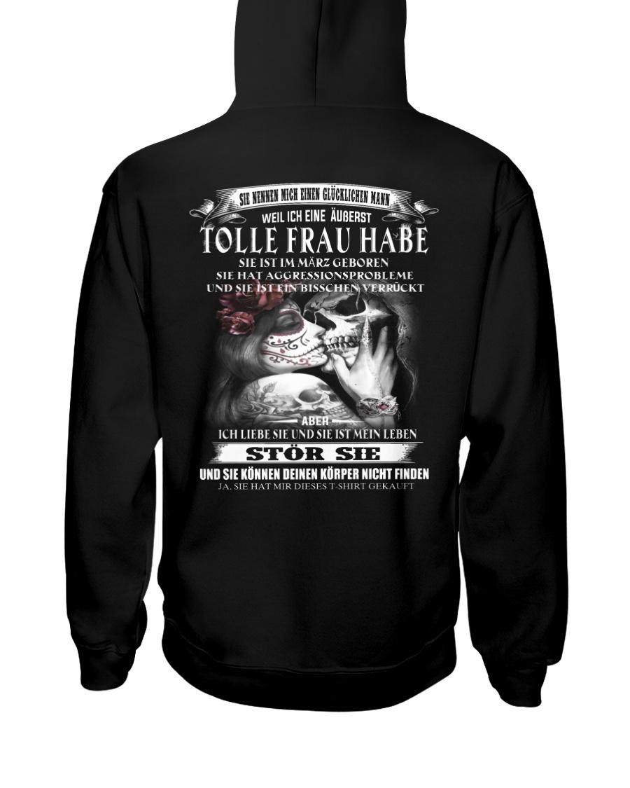 TOLLE FRAU HABE Hooded Sweatshirt