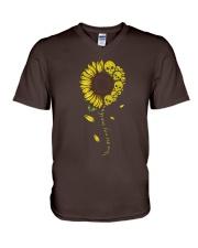 SUNFLOWER V-Neck T-Shirt thumbnail