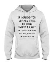 Untitled-2 Hooded Sweatshirt front