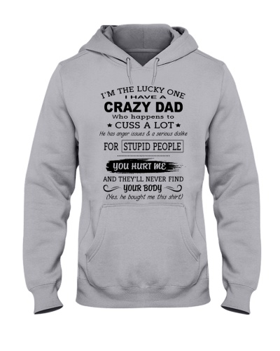 CRAZY DAD - THACH