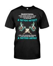 TATTOO ARTIST Premium Fit Mens Tee thumbnail