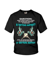 TATTOO ARTIST Youth T-Shirt front