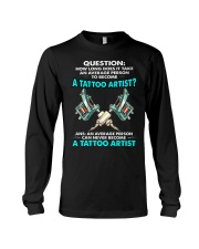 TATTOO ARTIST Long Sleeve Tee thumbnail