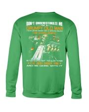 NEVER UNDERESTIMATE A GRUMPY OLD MAN STORE T Crewneck Sweatshirt thumbnail