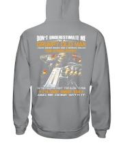 NEVER UNDERESTIMATE A GRUMPY OLD MAN STORE T Hooded Sweatshirt thumbnail