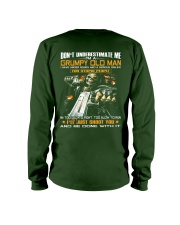 NEVER UNDERESTIMATE A GRUMPY OLD MAN STORE T Long Sleeve Tee thumbnail