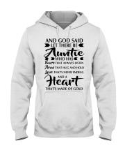 AUNTIE Hooded Sweatshirt front