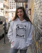 AUNTIE Hooded Sweatshirt lifestyle-unisex-hoodie-front-1