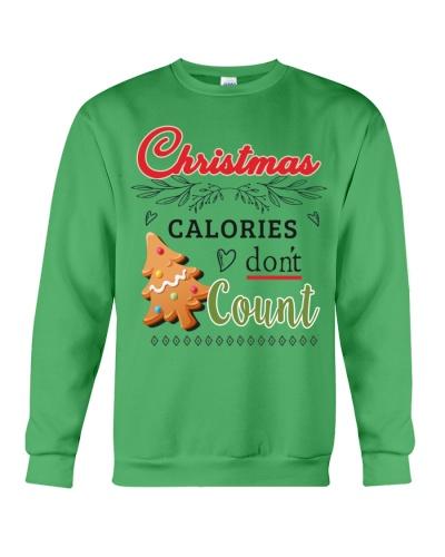 CHRISTMAS - CALORIES DON'T COUNT