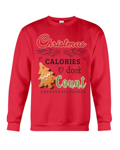 CHRISTMAS - CALORIES DON'T COUNT