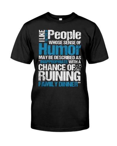 LIMITED EDITION - PEOPLE WITH A SENSE OF HUMOR