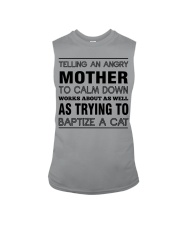 LIMITED EDITION - AN ANGRY MOTHER Sleeveless Tee thumbnail