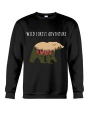 WILD FOREST ADVENTURE Crewneck Sweatshirt thumbnail