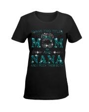 NANA Ladies T-Shirt women-premium-crewneck-shirt-front