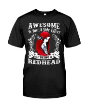 BEING A REDHEAD IS AWESOME - LIMITED Classic T-Shirt thumbnail