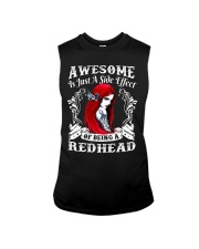 BEING A REDHEAD IS AWESOME - LIMITED Sleeveless Tee thumbnail