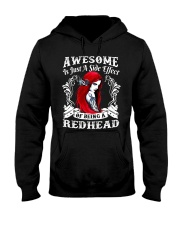 BEING A REDHEAD IS AWESOME - LIMITED Hooded Sweatshirt thumbnail