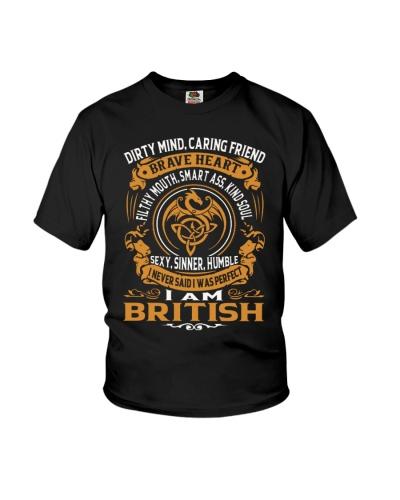 BRITISH - FULY