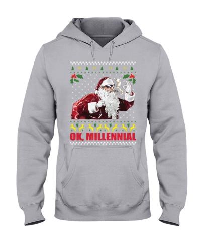 TOM- CHRISTMAS OK MILLENNIAL