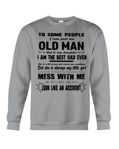 LIMITED EDITION- OLD MAN